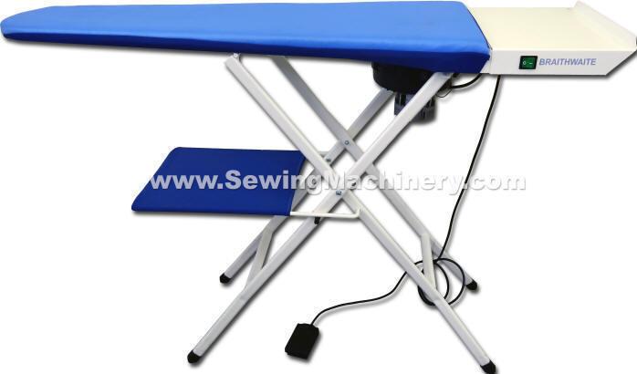 El T Semi Industrial Heated Ironing Vacuum Table 369